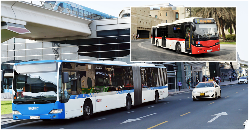 Dubai Sets Six Additional Bus Routes
