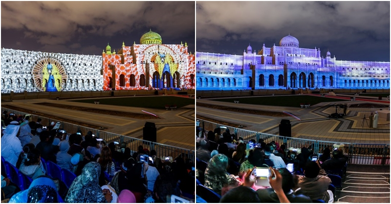 Catch FREE Shows at Sharjah Light Festival from Feb. 6 to 16 10 a