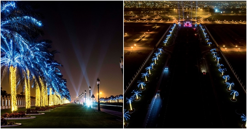 Catch FREE Shows at Sharjah Light Festival from Feb. 6 to 16 10 b