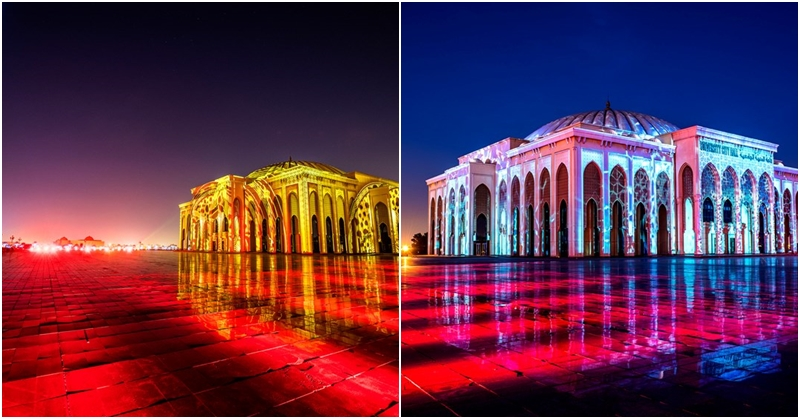 Catch FREE Shows at Sharjah Light Festival from Feb. 6 to 16 10 c