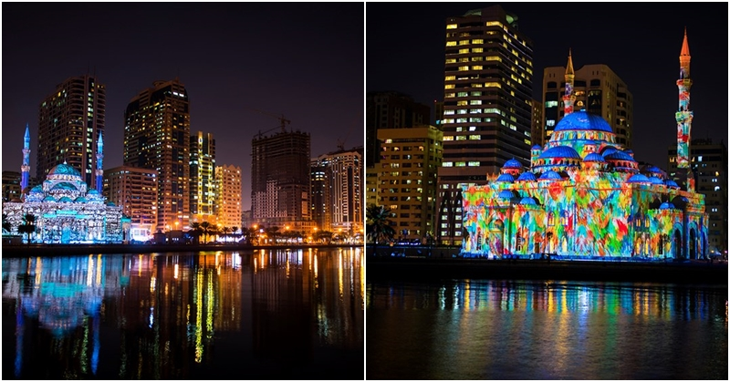 Catch FREE Shows at Sharjah Light Festival from Feb. 6 to 16 10 d