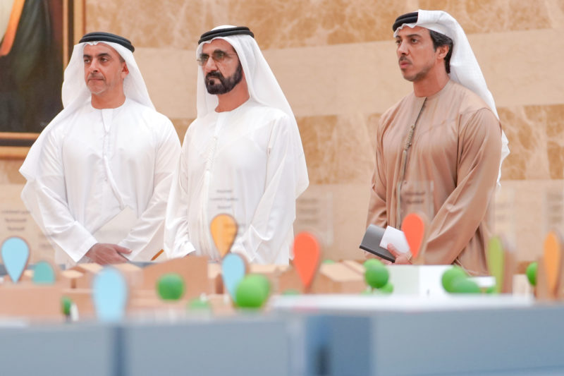 HH Mohammed bin Rashid approves national policy on vital residential communities