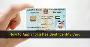 How to Apply for a Resident Identity Card 3