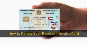 How to Renew Your Resident Identity Card 3