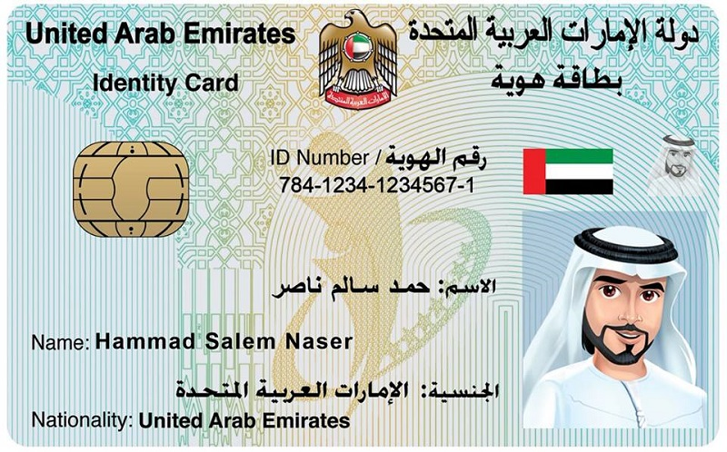 How to Update Details on a Resident Identity Card 2