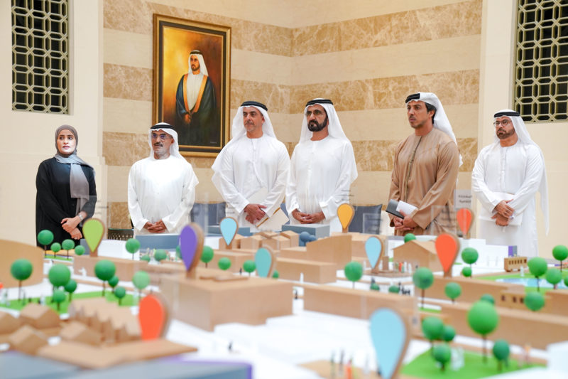 Mohammed bin Rashid approves national policy on vital residential communities