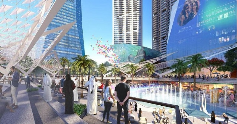 New 78-storey Uptown Tower Coming Soon to Dubai 3