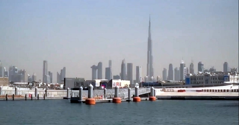 New Ferry Service Launched bet Dubai Marina & The Dubai Mall 2