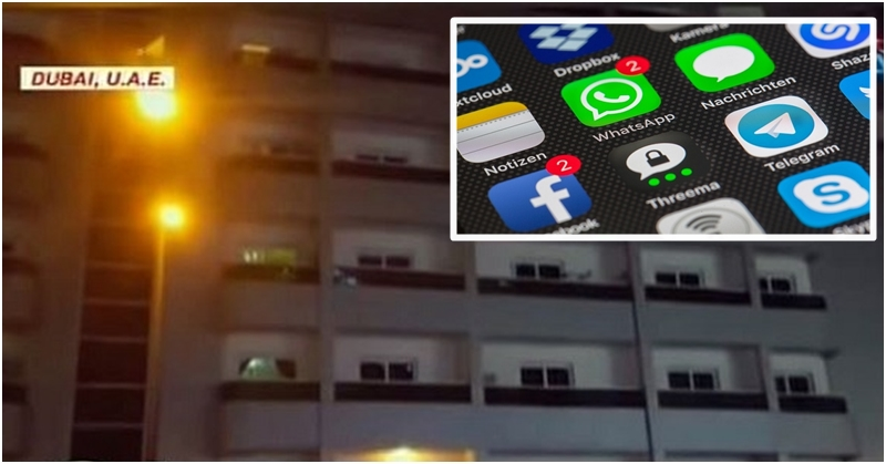 OFW who Jumped off Dubai Building Hired via Social Media - DFA 4