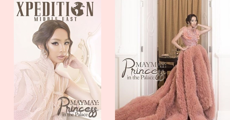 PHOTOS Maymay Entrata Graces Cover of Dubai Magazine 4