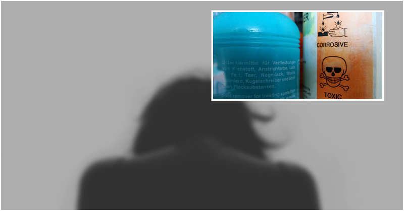 Filipina Goes Blind After Friend Sprays Acid on her Face