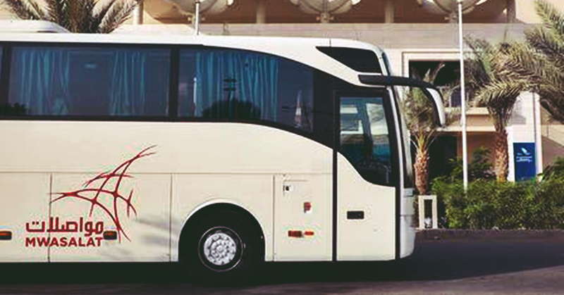 RTA Activates Dubai to Oman Bus Rides