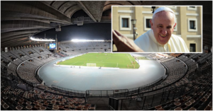 Few Reminders Issued for Papal Mass Attendees