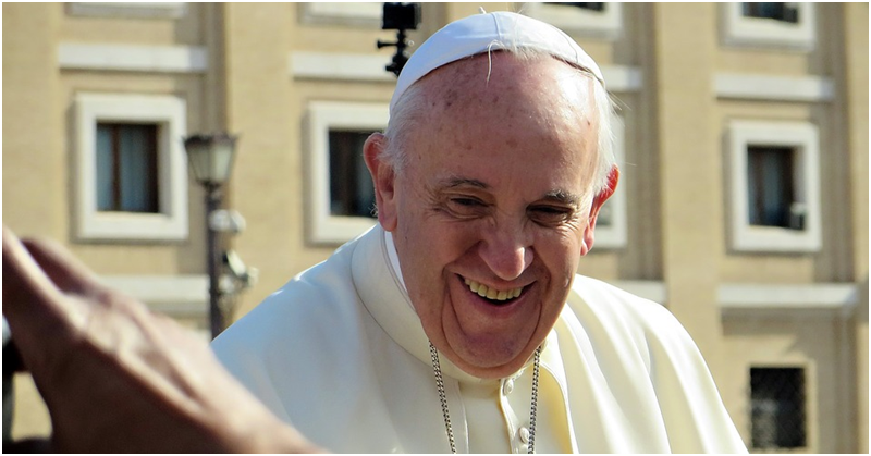 Online Registration for the Papal Mass Now Open