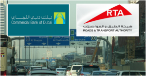 RTA Ties up with Dubai Commercial Bank for Payment of Fines