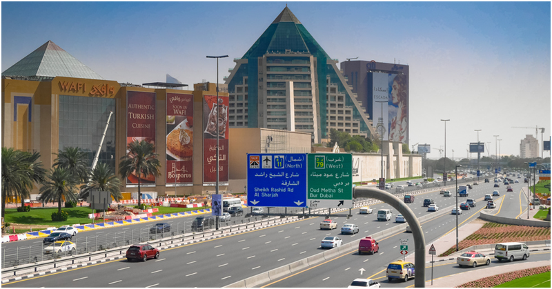New Traffic Rules, Fines Soon to be Imposed in the UAE