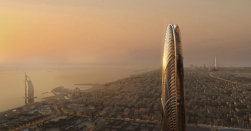 Burj Jumeirah New Tower Featuring HH Sheikh Mohammed bin Rashids Fingerprint 4