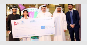Filipina Nurse Wins AED 100K at Dubai Shopping Festival 3