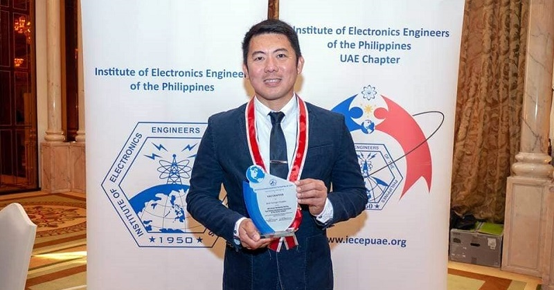 Pinoy Engineer Helps Hundreds Find Jobs in UAE 1