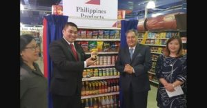UAE Supermarket Chain Features Philippine Products