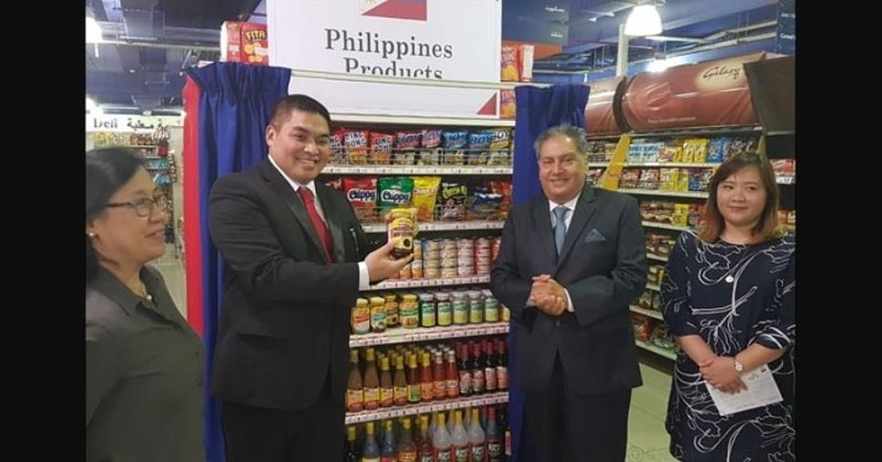 UAE Supermarket Chain Features Philippine Products | Dubai OFW