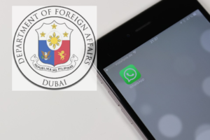 New Online Service to Assist Filipinos in the UAE Announced