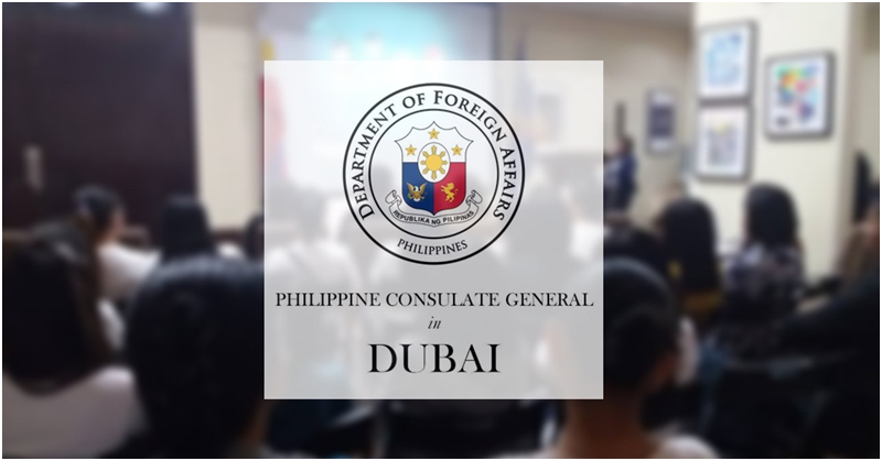 PCG-Dubai to Hold Free Seminar on Starting a Business in the PH