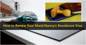 How to Renew Your Maid Nanny's Residence Visa 4