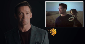 Hugh Jackman in UAE for Global Teacher Prize Awards
