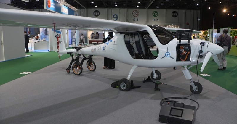 [WATCH] UAE Residents Can Fly this Electric Aircraft Starting October 2019 2