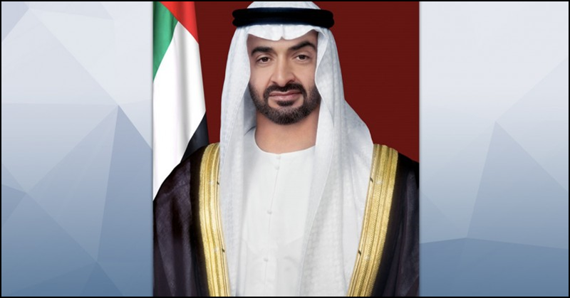 Sheikh Mohamed bin Zayed Recognized as the Only Arab Leader at TIME's 100 Most Influential People of 2019
