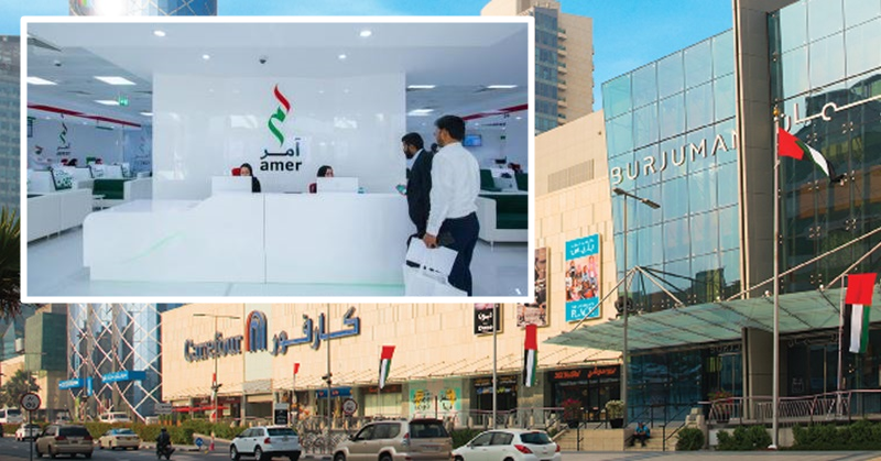 New Amer Centre Opens at Burjuman Mall