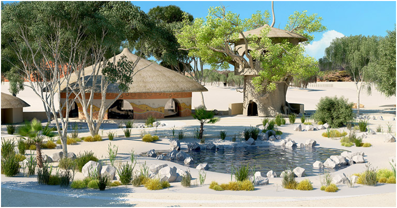 Al Ain Zoo Gears up for Construction of 3 Major Projects