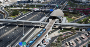 Dubai Metro DMCC, IBN Battuta Line Soon to be Back in Service