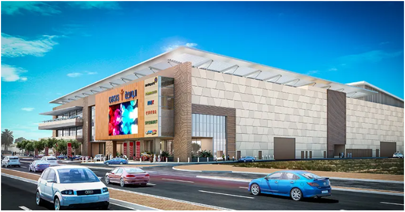 Dubai's Landmark Group to Open New Mall in Sharjah