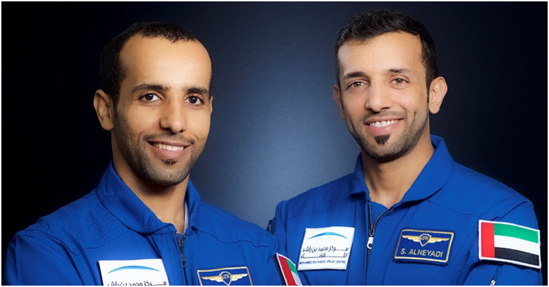 UAE Prime Astronaut for ISS Mission Announced by Mohammed bin Rashid Space Centre