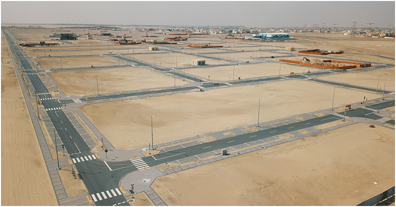 [LOOK] Mohamed bin Zayed City Z35 Roads, Infrastructures Completed