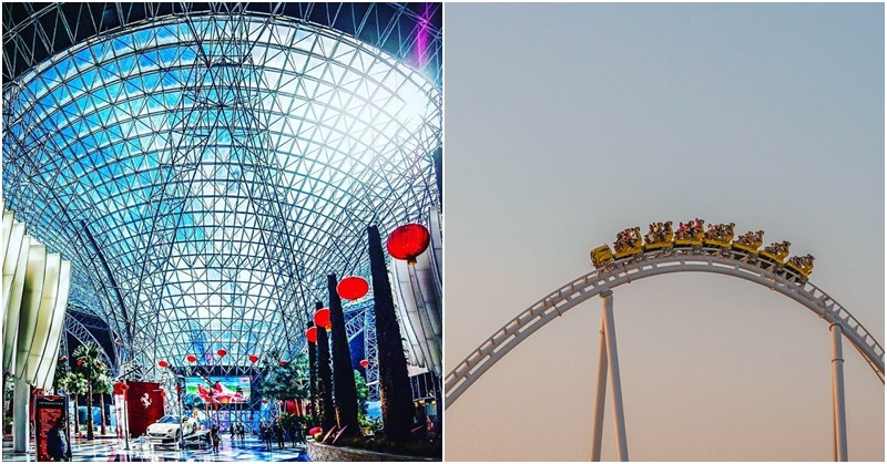 Ferrari World Abu Dhabi Offers FREE Entry on Weekends this Ramadan 1