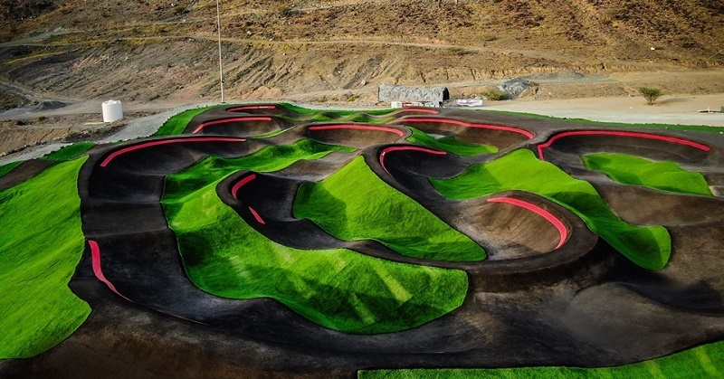 Free-to-use Adventure Skate Park Opens in Fujairah