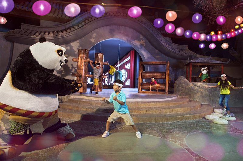 Kung Fu Academy_DreamWorks MOTIONGATE