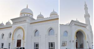 New Mosque Named After Dubai Ruler's Late Son