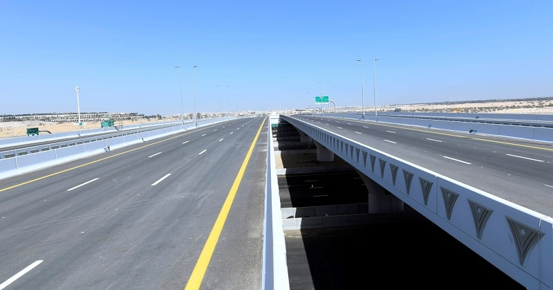 New Road to Ease Traffic Between Dubai & Sharjah Opens in June