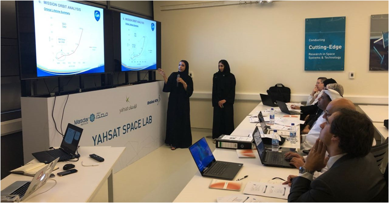 UAE Space Agency, Exolaunch Target MeznSat Launch by Year-End