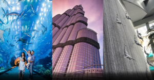 50 Discount to Emaar Attractions using your Dubai Metro Card and Emirates ID