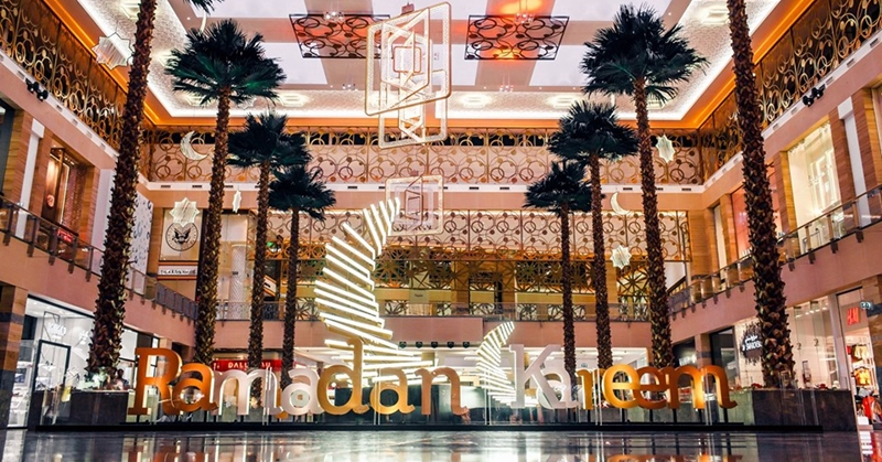 List of Shopping Malls in Dubai