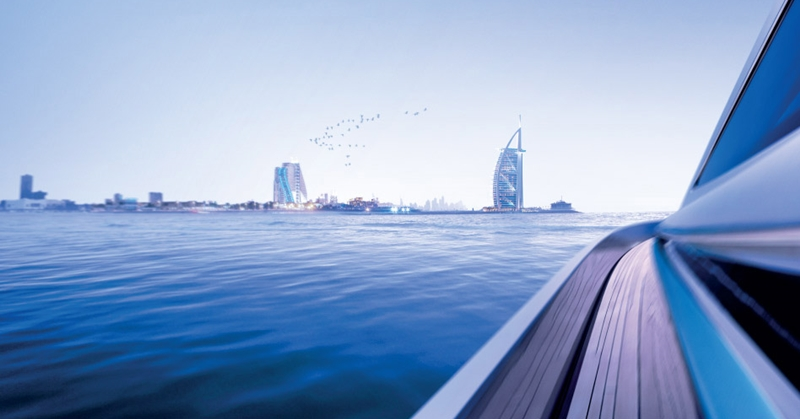 RTA Launches Circular Marine Line on Dubai Water Canal