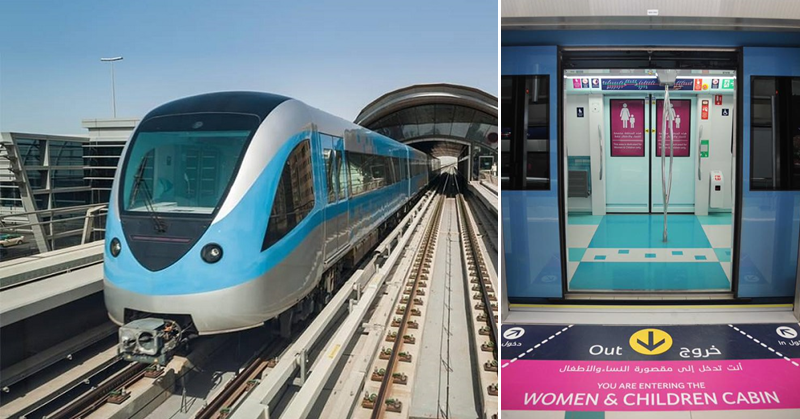 RTA to Relocate Metro Cabins for Women