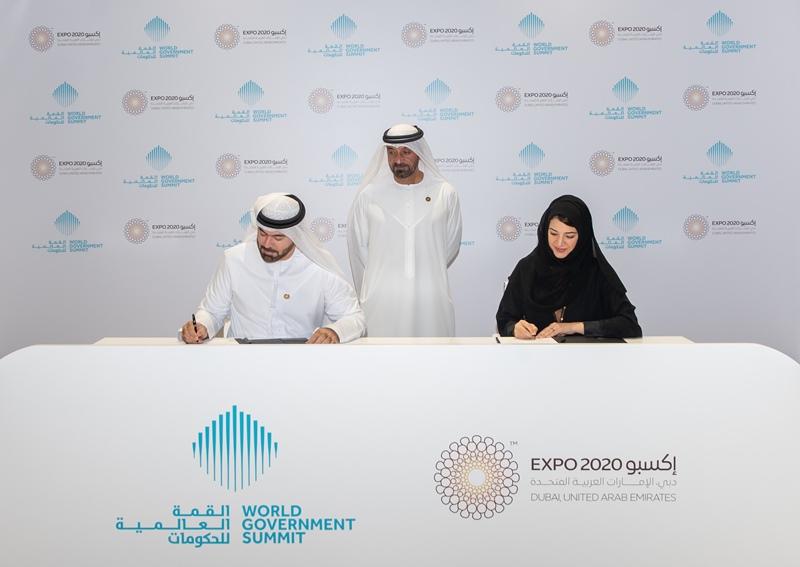 World Government Summit in Expo 2020 Dubai photo