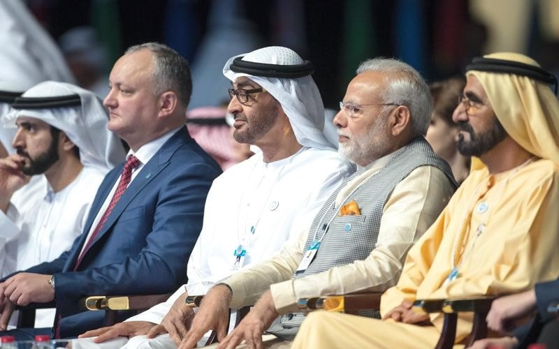 World Government Summit in Expo 2020 Dubai pictures