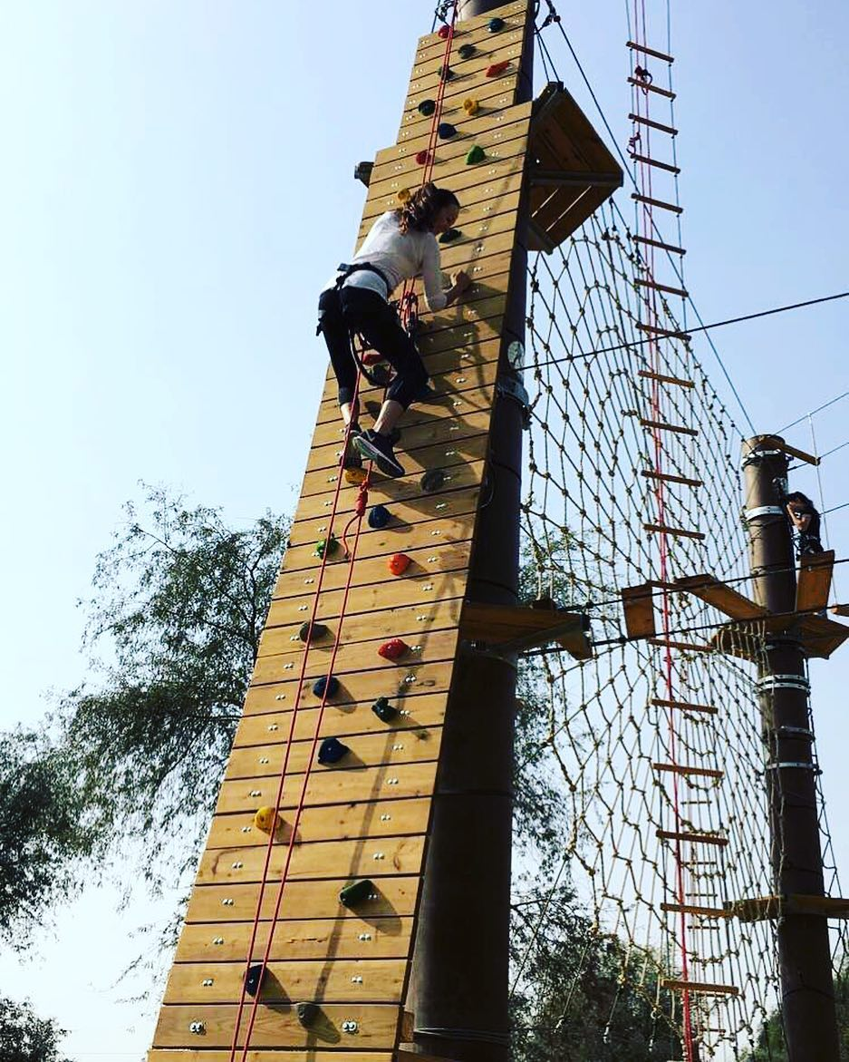 aventura obstacle